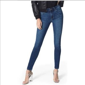 JOE'S JEANS Mid-Rise Icon skinny jeans Tanzi wash